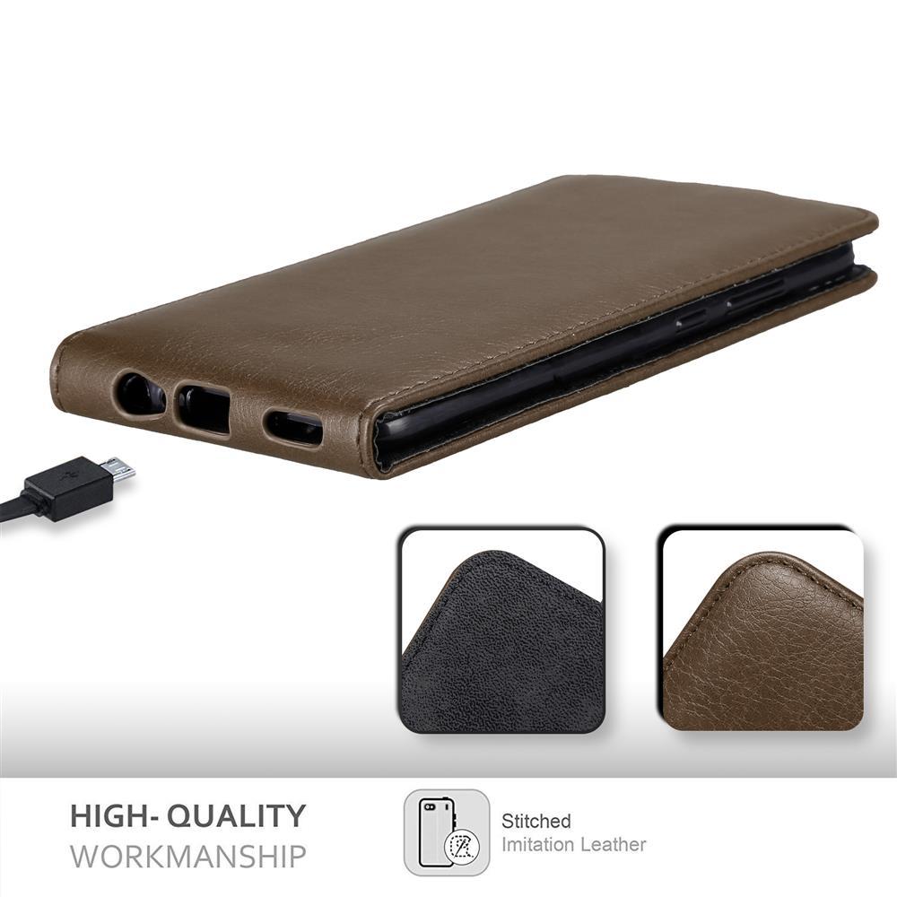 Custodia-per-Honor-8-PRO-FLIP-Cover-Protezione-Case-Conchiglia miniatura 19