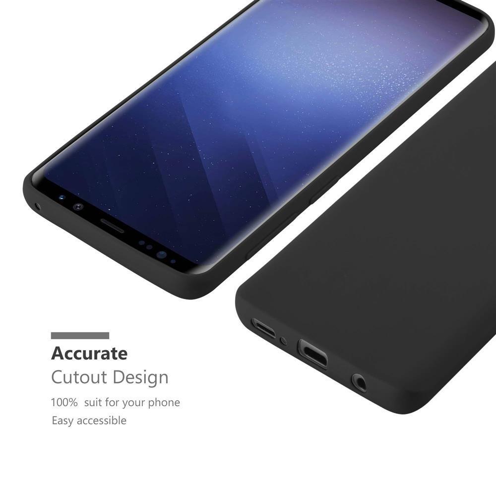 Custodia-Cover-Silicone-per-Samsung-Galaxy-S9-TPU-Case-Protettiva miniatura 38
