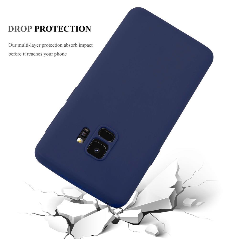 Custodia-Cover-Silicone-per-Samsung-Galaxy-S9-TPU-Case-Protettiva miniatura 28