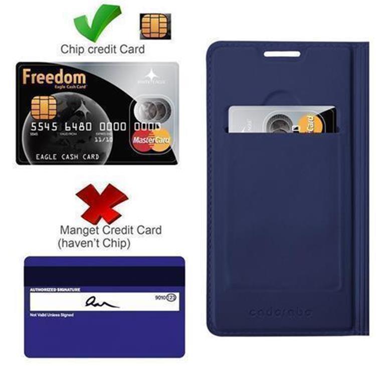 Custodia-Cover-per-Samsung-Galaxy-S5-MINI-DUOS-Metallico-Case-Libro-Portafoglio miniatura 11