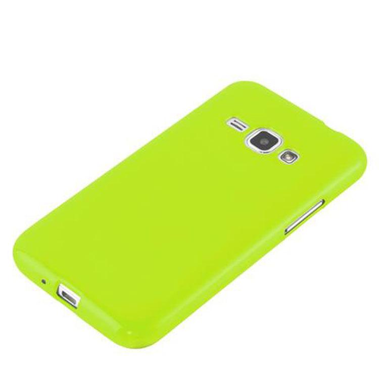 Custodia-Cover-Silicone-per-Samsung-Galaxy-J1-2015-Morbida-TPU-Case miniatura 16