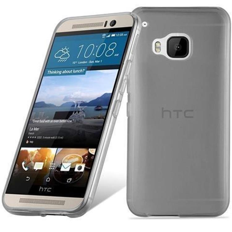 Custodia-Cover-Silicone-per-HTC-ONE-M9-TPU-Case-Ultra-Sottile miniatura 6