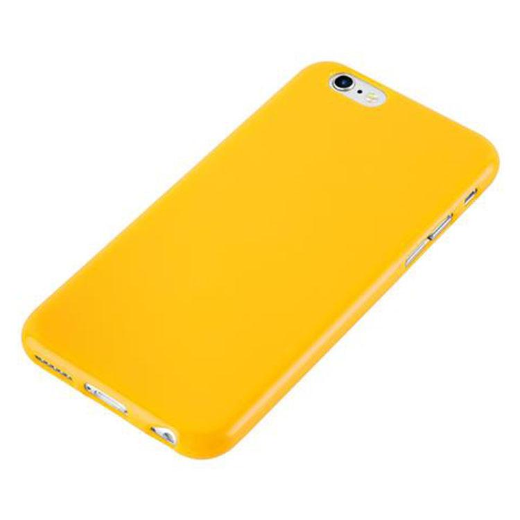 Custodia-Cover-Silicone-per-Apple-iPhone-6-6S-Morbida-TPU-Case miniatura 21