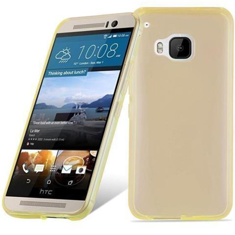 Custodia-Cover-Silicone-per-HTC-ONE-M9-TPU-Case-Ultra-Sottile miniatura 29