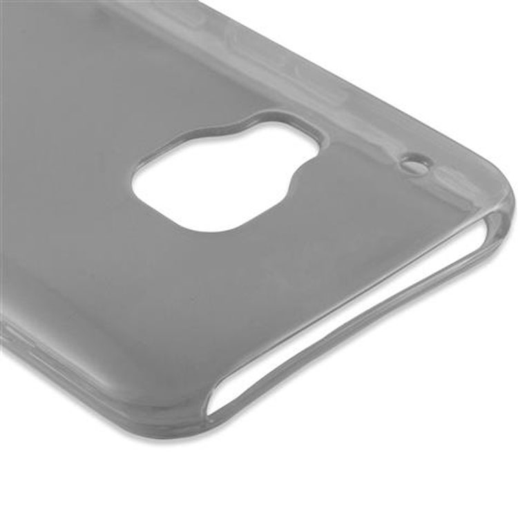 Custodia-Cover-Silicone-per-HTC-ONE-M9-TPU-Case-Ultra-Sottile miniatura 9