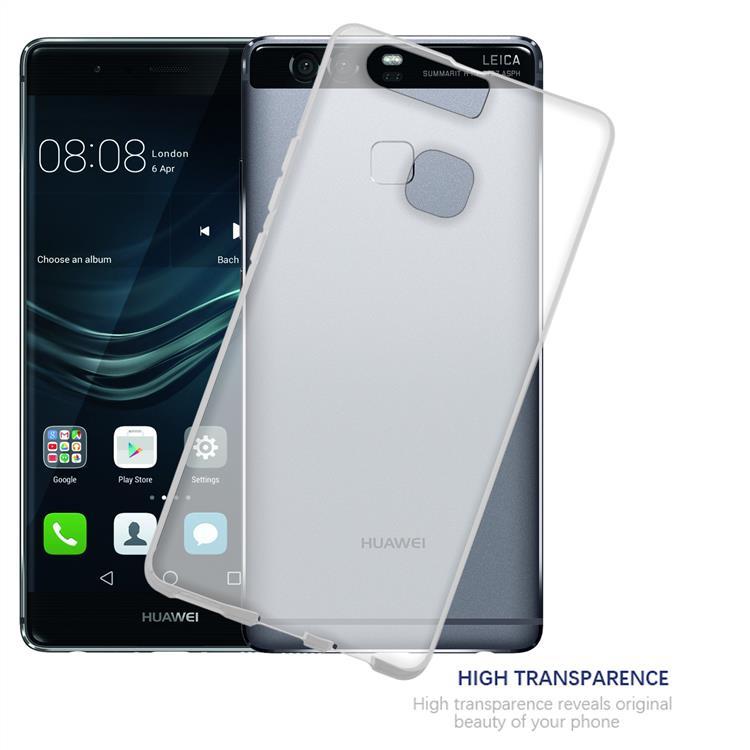Custodia-Cover-Silicone-per-Huawei-P9-PLUS-TPU-Case-Ultra-Sottile miniatura 9