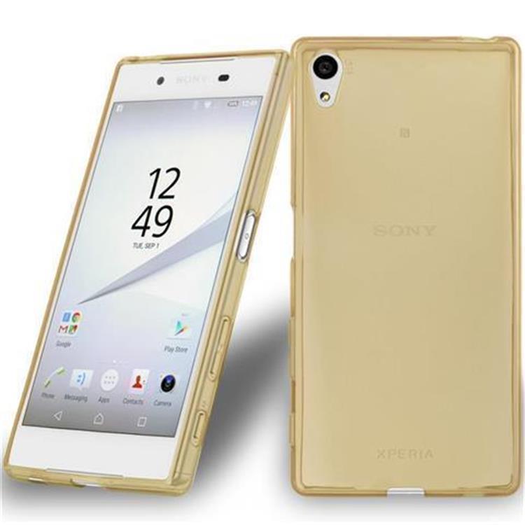 Custodia-Cover-Silicone-per-Sony-Xperia-Z5-TPU-Case-Ultra-Sottile miniatura 33