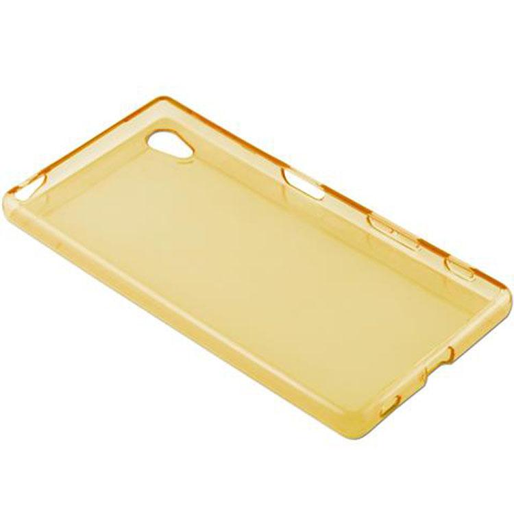 Custodia-Cover-Silicone-per-Sony-Xperia-Z5-TPU-Case-Ultra-Sottile miniatura 30