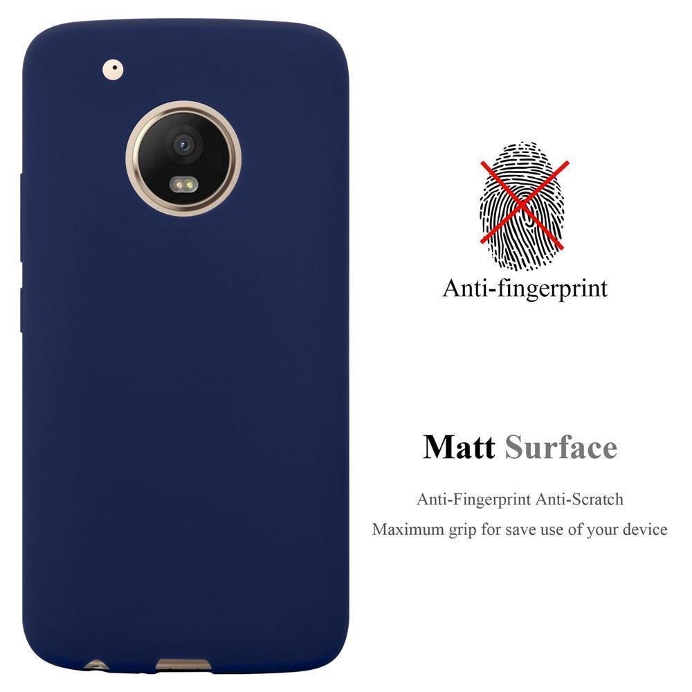 Custodia-Cover-Silicone-per-Motorola-MOTO-G5-PLUS-TPU-Case-Protettiva miniatura 32