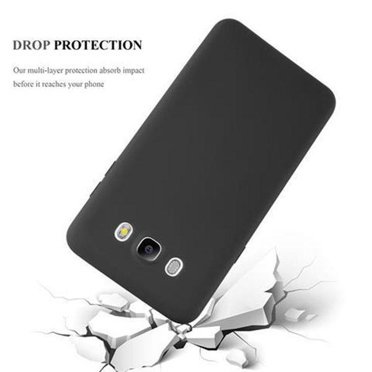Custodia-Cover-Silicone-per-Samsung-Galaxy-J5-2016-TPU-Case-Protettiva miniatura 36
