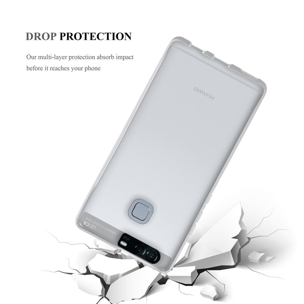 Custodia-Cover-Silicone-per-Huawei-P9-PLUS-TPU-Case-Ultra-Sottile miniatura 10