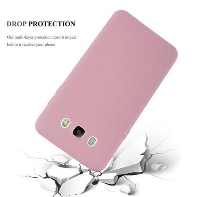 Custodia-Cover-Silicone-per-Samsung-Galaxy-J5-2016-TPU-Case-Protettiva miniatura 15