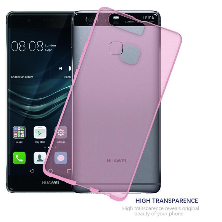 Custodia-Cover-Silicone-per-Huawei-P9-PLUS-TPU-Case-Ultra-Sottile miniatura 15