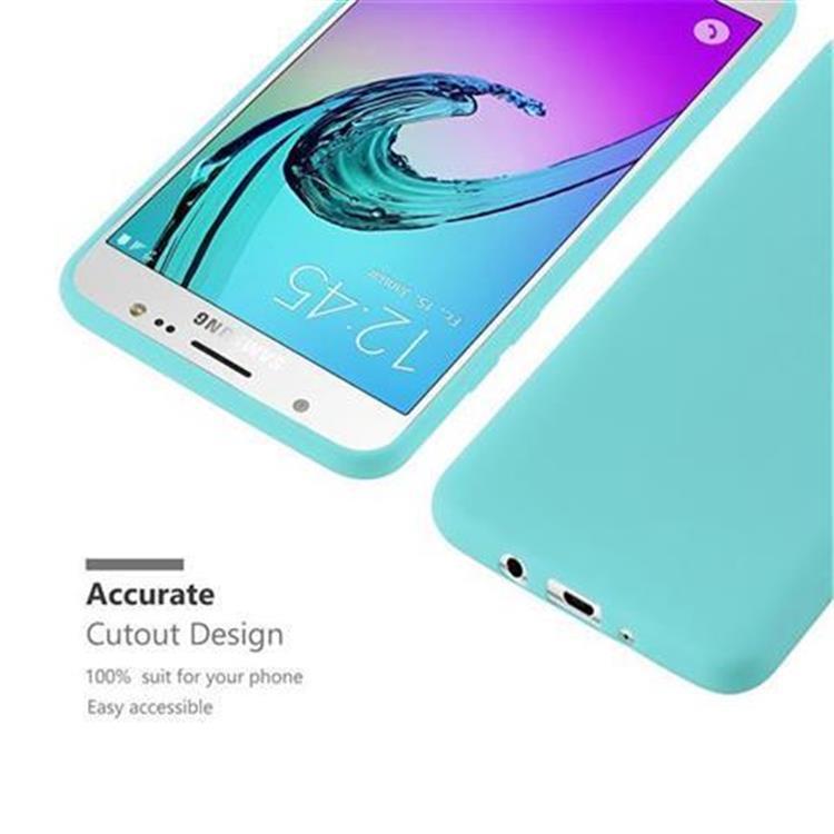 Custodia-Cover-Silicone-per-Samsung-Galaxy-J5-2016-TPU-Case-Protettiva miniatura 46