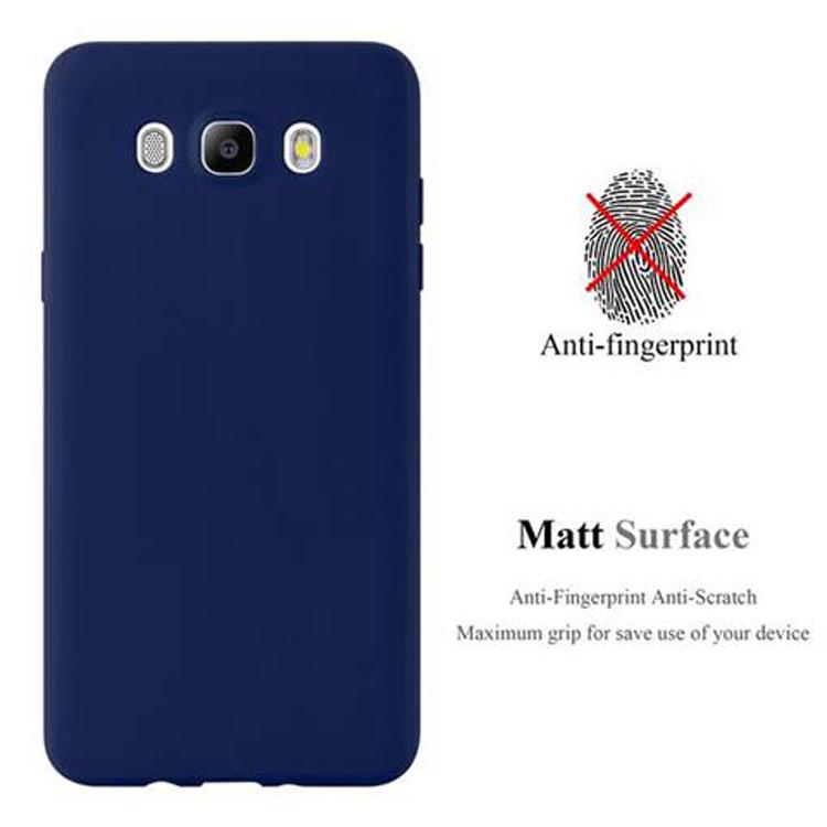 Custodia-Cover-Silicone-per-Samsung-Galaxy-J5-2016-TPU-Case-Protettiva miniatura 27