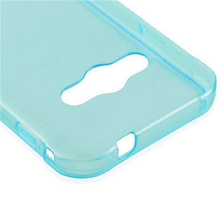 Custodia-Cover-Silicone-per-Samsung-Galaxy-XCOVER-3-TPU-Case-Ultra-Sottile miniatura 20