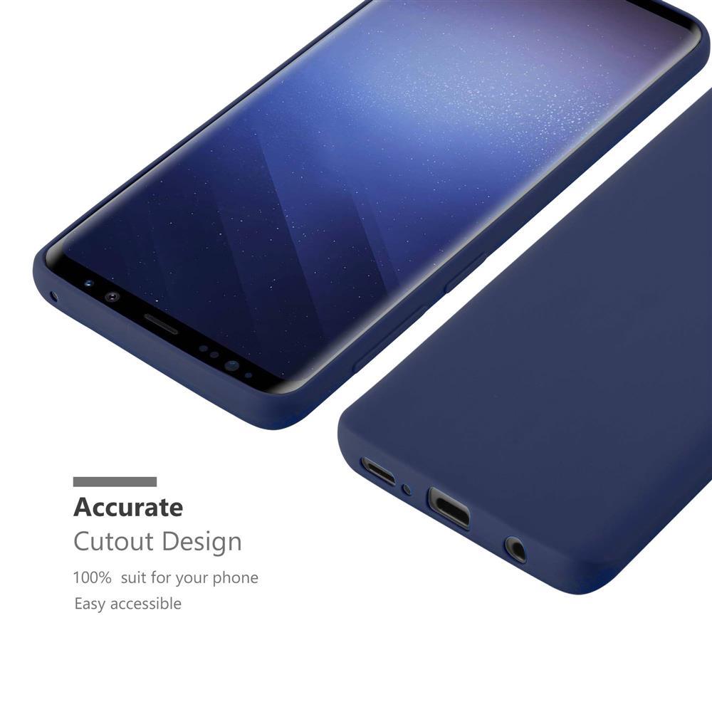 Custodia-Cover-Silicone-per-Samsung-Galaxy-S9-TPU-Case-Protettiva miniatura 31