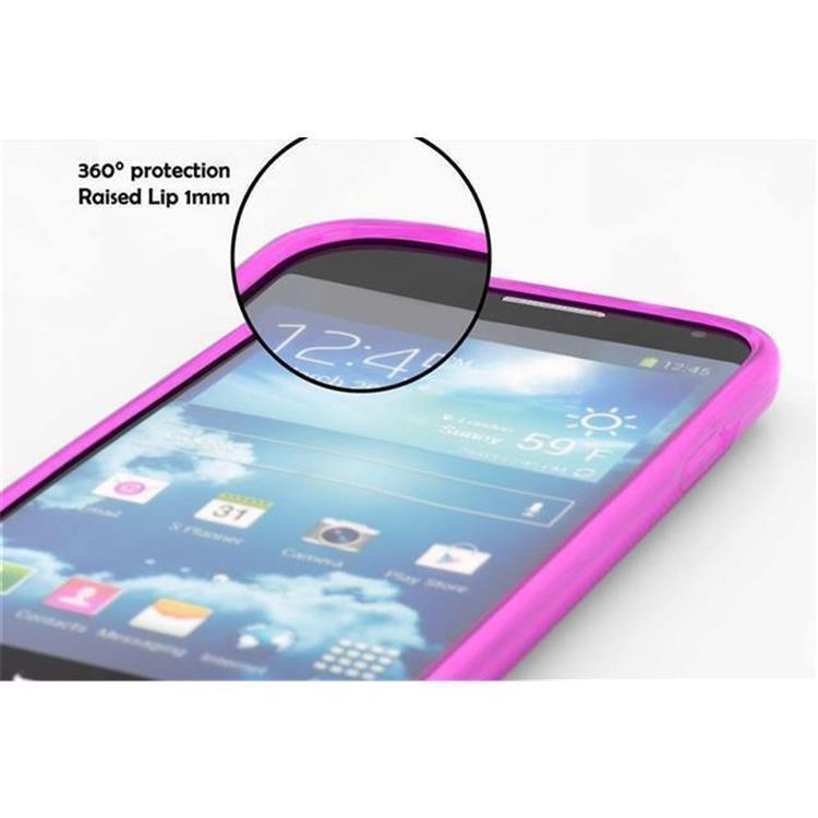 Custodia-Cover-Silicone-per-Huawei-P8-LITE-2015-TPU-Case-Effetto-Acciaio miniatura 28