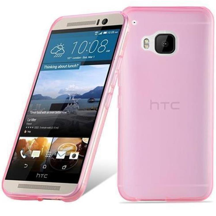 Custodia-Cover-Silicone-per-HTC-ONE-M9-TPU-Case-Ultra-Sottile miniatura 16