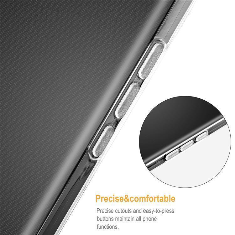 Custodia-Cover-Silicone-per-HTC-One-X9-TPU-Case-Ultra-Sottile miniatura 7