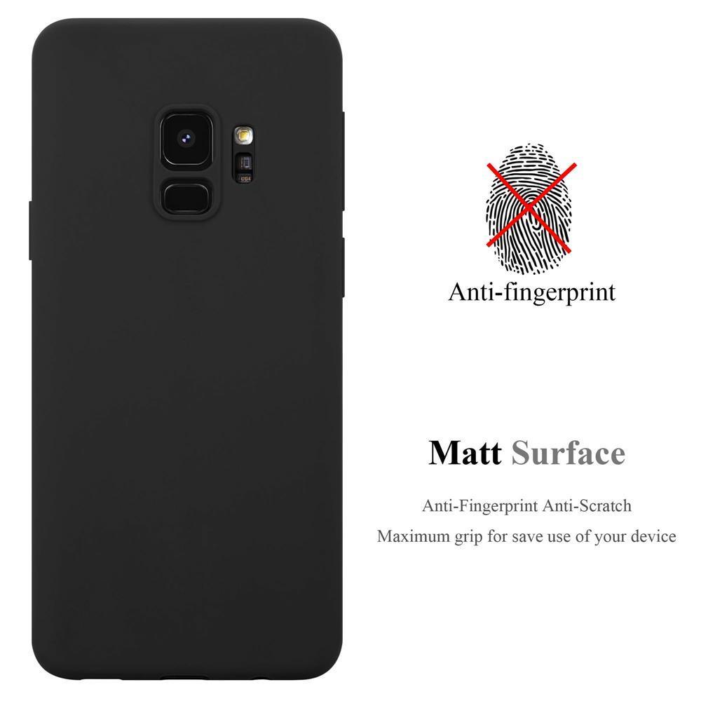 Custodia-Cover-Silicone-per-Samsung-Galaxy-S9-TPU-Case-Protettiva miniatura 39