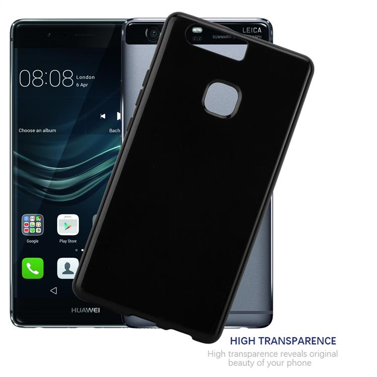 Custodia-Cover-Silicone-per-Huawei-P9-PLUS-TPU-Case-Ultra-Sottile miniatura 21