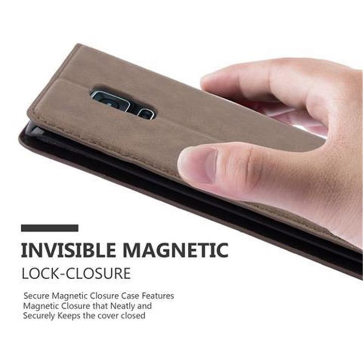 Custodia-per-Samsung-Galaxy-NOTE-EDGE-Portafoglio-Cover-Case-Magnetica-Libro miniatura 8