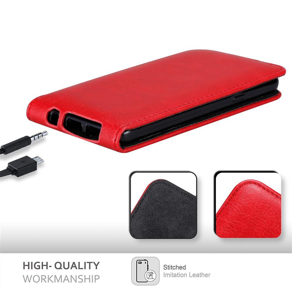 Custodia-per-Samsung-Galaxy-A3-2016-FLIP-Cover-Protezione-Case-Conchiglia miniatura 9