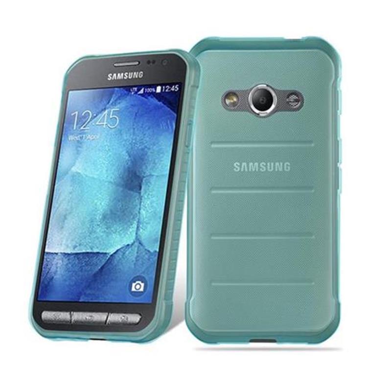 Custodia-Cover-Silicone-per-Samsung-Galaxy-XCOVER-3-TPU-Case-Ultra-Sottile miniatura 22