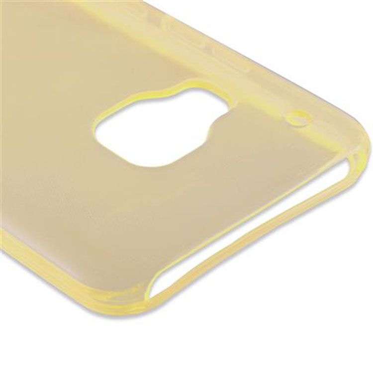 Custodia-Cover-Silicone-per-HTC-ONE-M9-TPU-Case-Ultra-Sottile miniatura 32