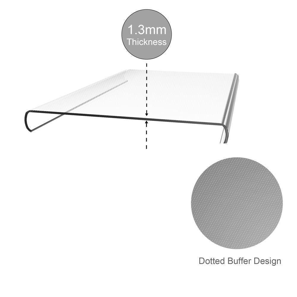 Custodia-Cover-Silicone-per-HTC-One-X9-TPU-Case-Ultra-Sottile miniatura 8