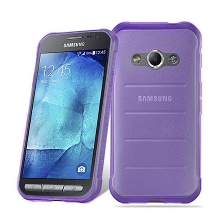 Custodia-Cover-Silicone-per-Samsung-Galaxy-XCOVER-3-TPU-Case-Ultra-Sottile miniatura 39
