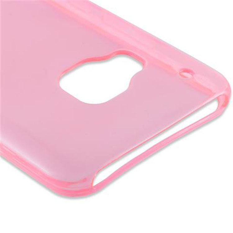 Custodia-Cover-Silicone-per-HTC-ONE-M9-TPU-Case-Ultra-Sottile miniatura 14