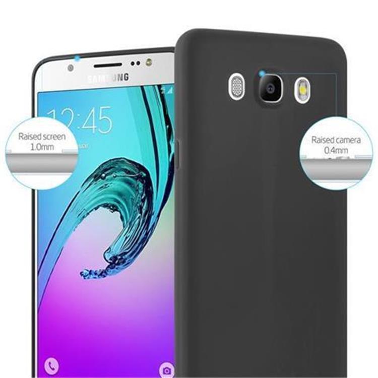 Custodia-Cover-Silicone-per-Samsung-Galaxy-J5-2016-TPU-Case-Protettiva miniatura 38