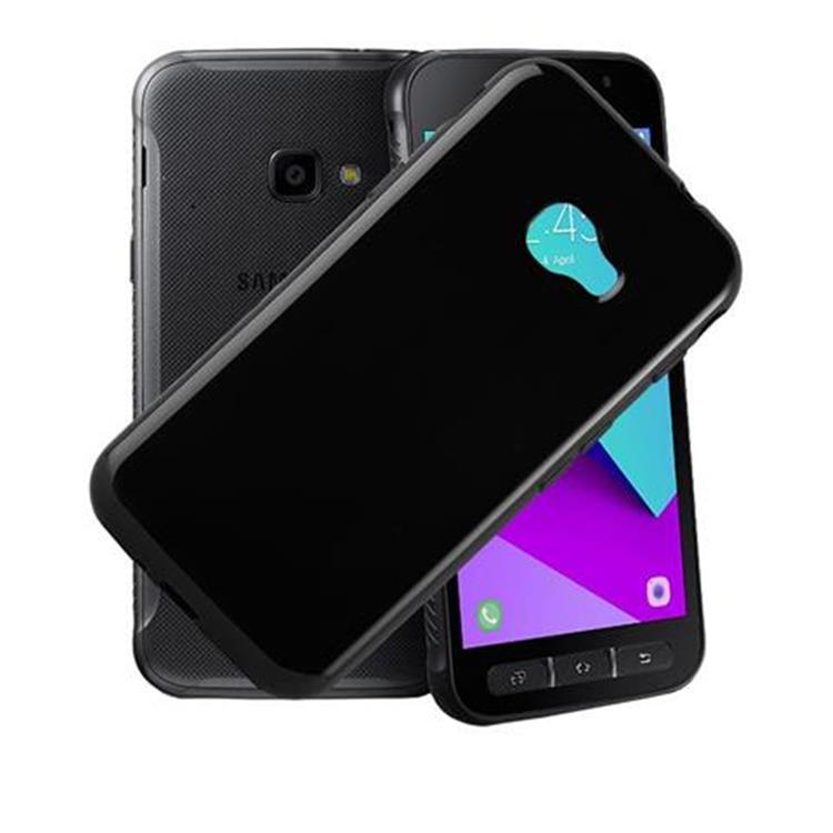 Custodia-Cover-Silicone-per-Samsung-Galaxy-Xcover-4-TPU-Case-Ultra-Sottile miniatura 18