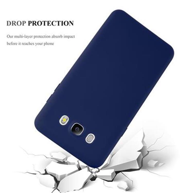 Custodia-Cover-Silicone-per-Samsung-Galaxy-J5-2016-TPU-Case-Protettiva miniatura 29