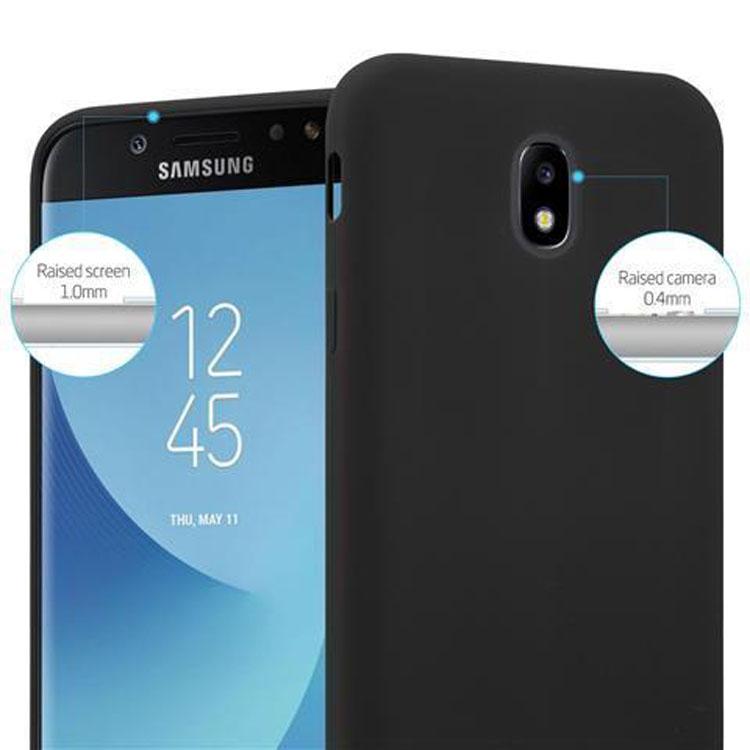 Custodia-Cover-Silicone-per-Samsung-Galaxy-J7-2017-TPU-Case-Protettiva miniatura 37