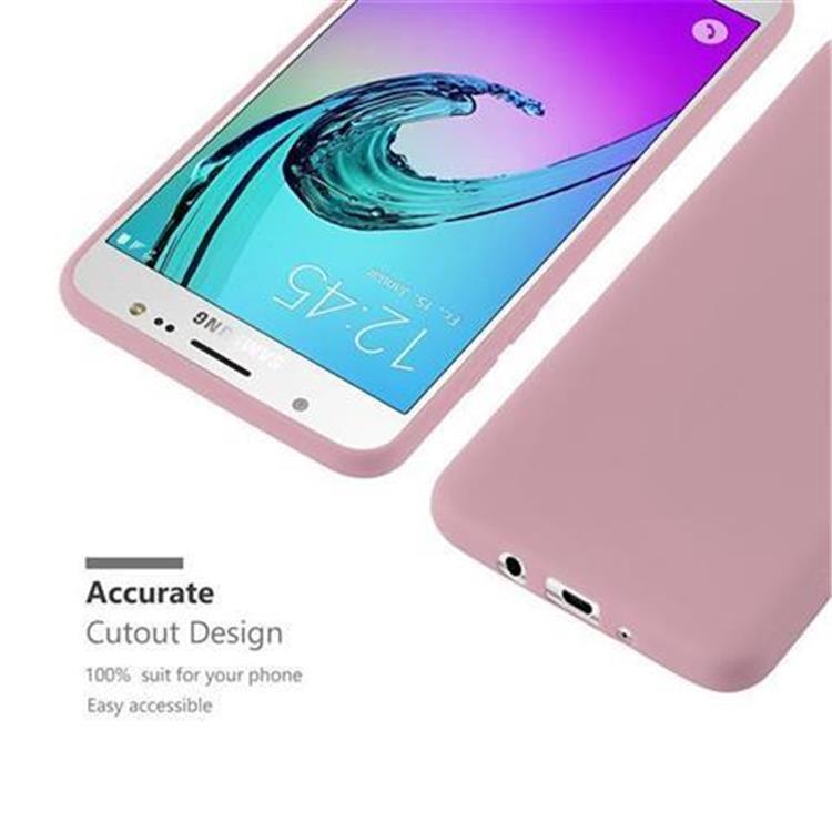 Custodia-Cover-Silicone-per-Samsung-Galaxy-J5-2016-TPU-Case-Protettiva miniatura 18
