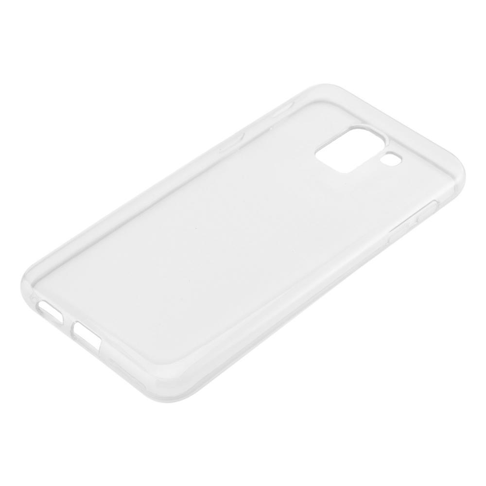 Custodia-Cover-Silicone-per-Samsung-Galaxy-J6-2018-TPU-Case-Ultra-Sottile miniatura 10