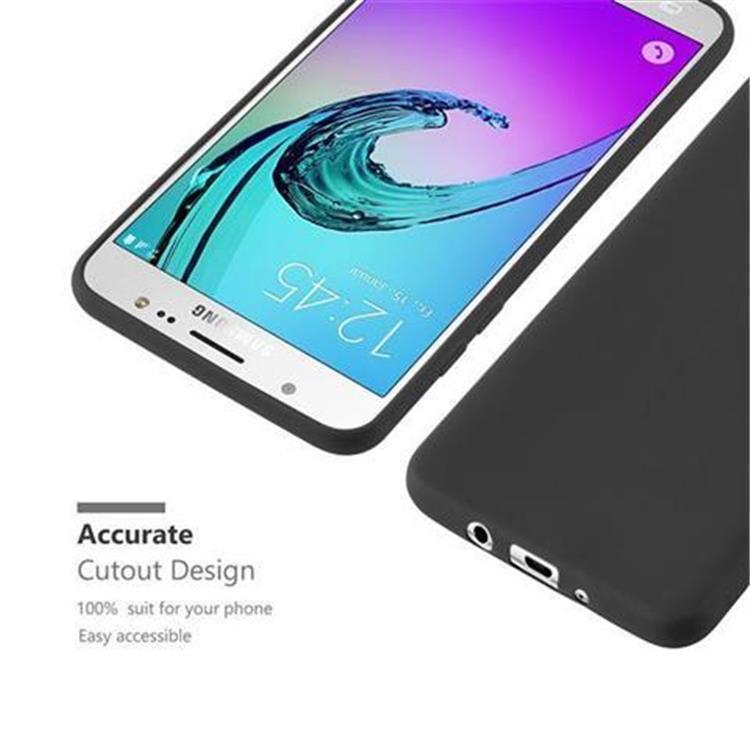 Custodia-Cover-Silicone-per-Samsung-Galaxy-J5-2016-TPU-Case-Protettiva miniatura 39