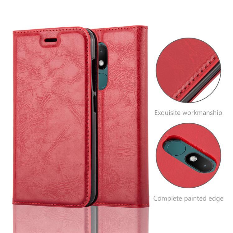 Custodia-per-WIKO-WIM-LITE-Portafoglio-Cover-Case-Magnetica-Libro miniatura 6