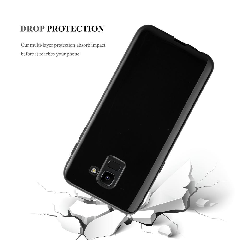 Custodia-Cover-Silicone-per-Samsung-Galaxy-J6-2018-TPU-Case-Ultra-Sottile miniatura 18