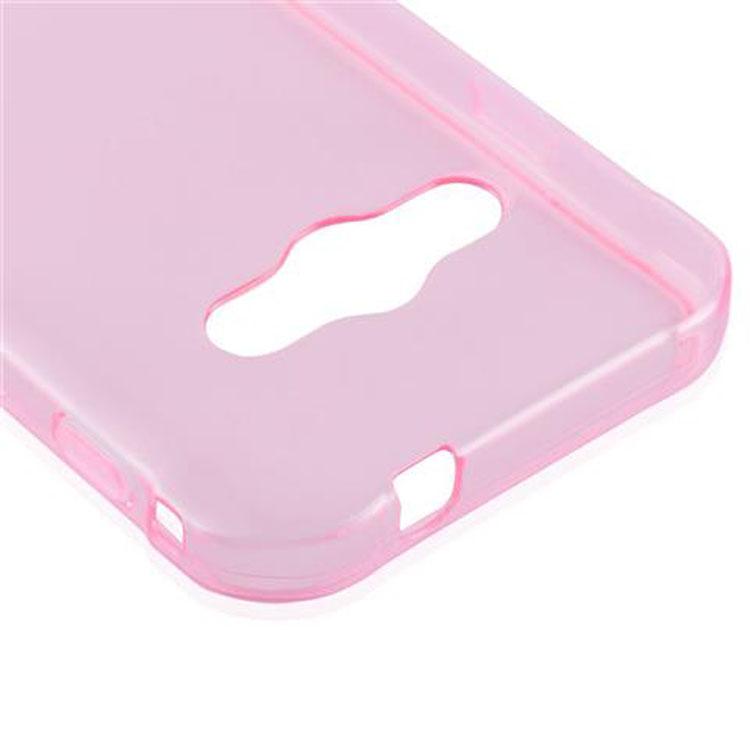 Custodia-Cover-Silicone-per-Samsung-Galaxy-XCOVER-3-TPU-Case-Ultra-Sottile miniatura 14