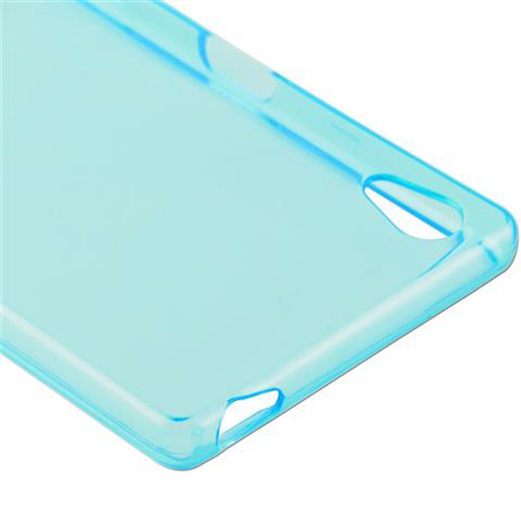 Custodia-Cover-Silicone-per-Sony-Xperia-Z5-TPU-Case-Ultra-Sottile miniatura 20