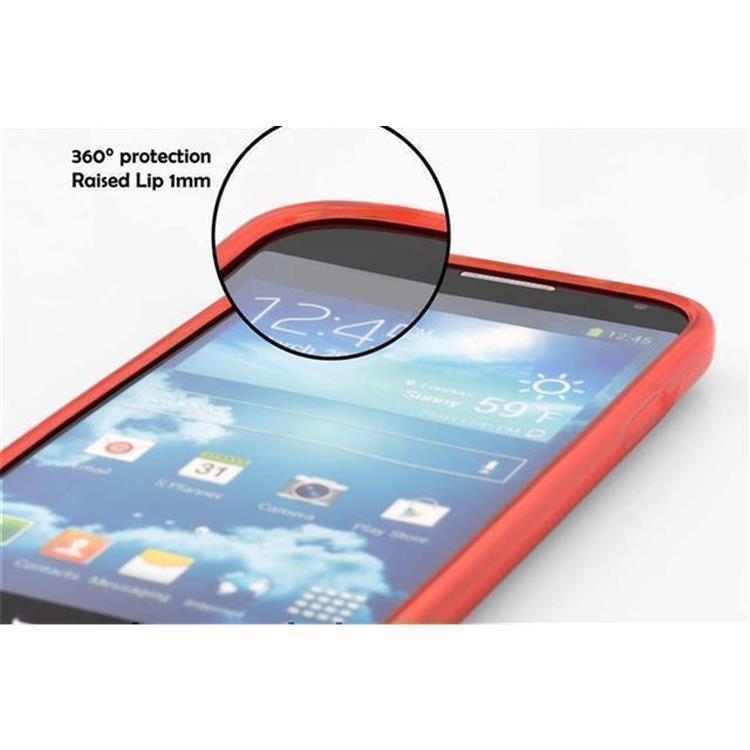 Custodia-Cover-Silicone-per-Huawei-P8-LITE-2015-TPU-Case-Effetto-Acciaio miniatura 33