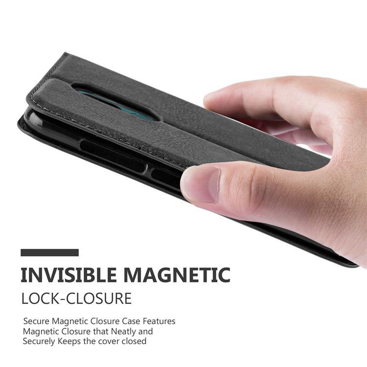 Custodia-per-WIKO-WIM-LITE-Portafoglio-Cover-Case-Magnetica-Libro miniatura 21