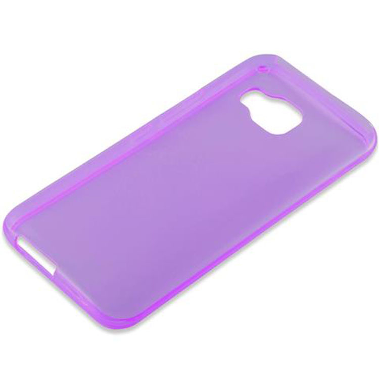 Custodia-Cover-Silicone-per-HTC-ONE-M9-TPU-Case-Ultra-Sottile miniatura 36