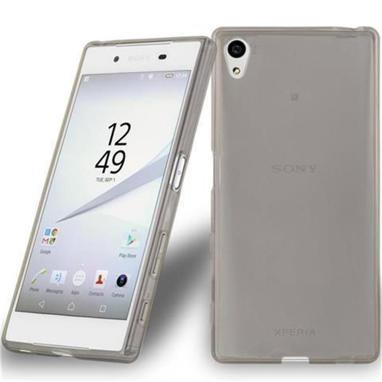 Custodia-Cover-Silicone-per-Sony-Xperia-Z5-TPU-Case-Ultra-Sottile miniatura 10