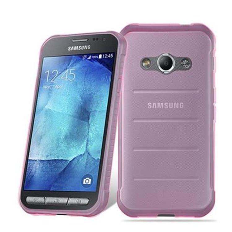 Custodia-Cover-Silicone-per-Samsung-Galaxy-XCOVER-3-TPU-Case-Ultra-Sottile miniatura 16