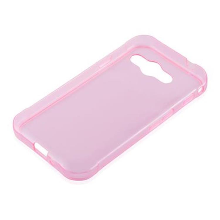 Custodia-Cover-Silicone-per-Samsung-Galaxy-XCOVER-3-TPU-Case-Ultra-Sottile miniatura 12